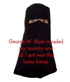 Funny Burqa
